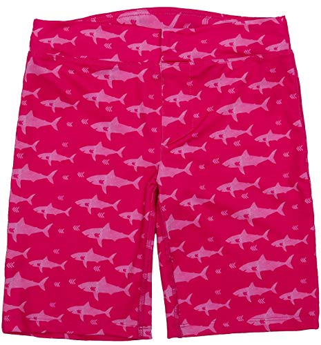 Stonz Premium Girls Swimming Skirt Rash Guard Bottom with UPF 50 Sun Protection for Beach Pool