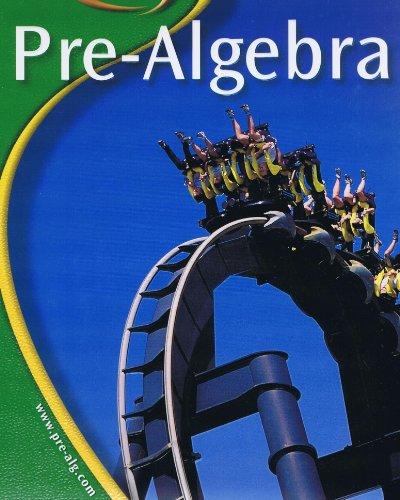 Pre-Algebra, Teacher Wraparound Edition (Glencoe Mathematics)