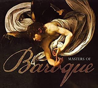 Masters of Baroque by Various Artists including Cafe Zimmerman