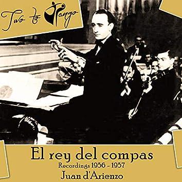 El rey del compas, Recordings 1956 - 1957