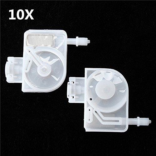 LMIAOM Tintendämpfer für Epson Stylus Pro 4800 4880 7800 7880 9800 9880 Drucker-Dämpfer Hardware-Zubehör DIY-Tools