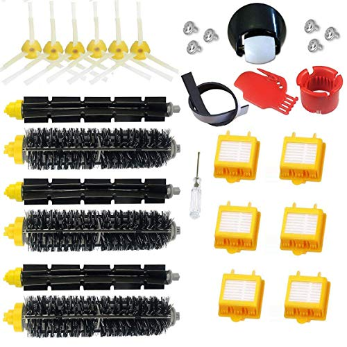 Supon Accesorios de repuestos de robot para robot 790 782 780 776 774 772 770 760 Juego de reemplazo de filtro de cepillo serie 700(00308)