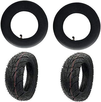 Bobin Neumático de Carretera de 10 Pulgadas 10X3,0 80/65-6, Neumático de Carretera, Neumático Inflable Grueso Grueso para Pieza Neumática Zero 10X Kaabo Mantis