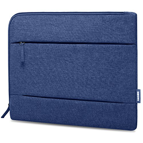 CAISON 14 inch Chromebook Laptop Case Sleeve For HP 14 Stream 14 EliteBook 840 / Lenovo IdeaPad S145 S130 ThinkPad T490 E490 / 14' Acer Aspire/Dell Inspiron 14 Vostro 14 Latitude 14