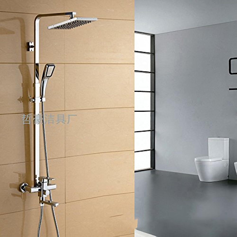 ZQ@QX 4 Cu alle Parteien in den Aufzug duschen Kit