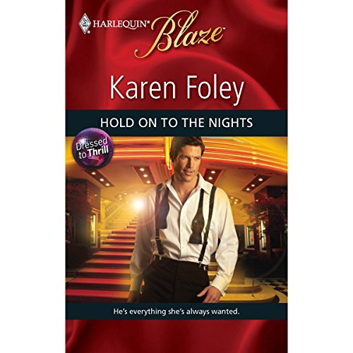 Hold On to the Nights audiobook cover art