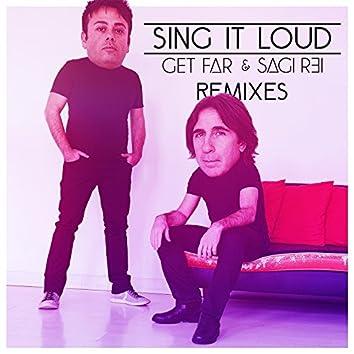 Sing It Loud (Remixes)