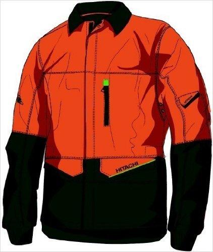 Hitachi Schnittschutz Jacke Typ A XL