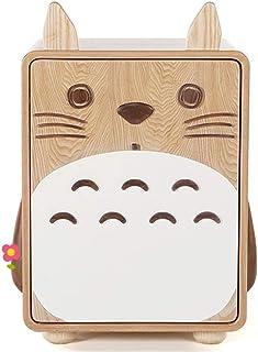 Chambre d'enfant Armoire de Chevet Casier Casier pour Enfants Dessin animé Locker Tiroir Armoire de Chevet Chambre à Couch...