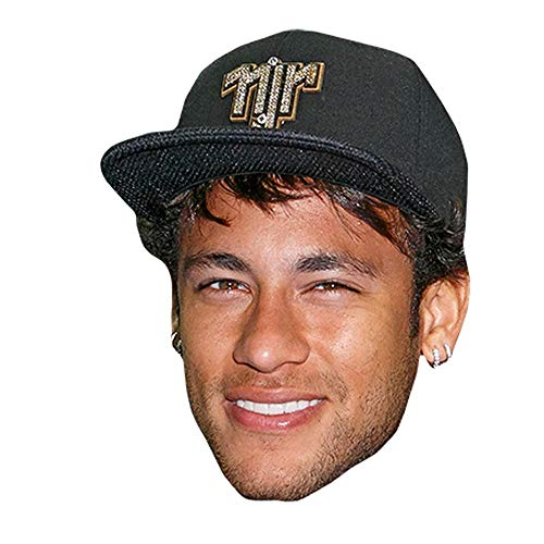 Celebrity Cutouts Neymar Jr Big Head.