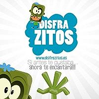 DISFRAZ DE PEZ GOMA EVA para niño y niña: Amazon.es: Handmade
