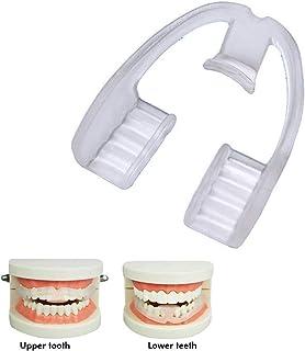Kylewo Férula de mordida, Rectificado de Dientes Calientes Protector bucal Dental Férula Bruxismo Férula Dormir de Noche