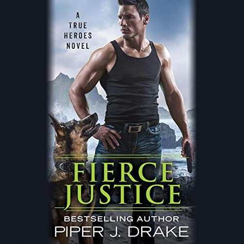 Page de couverture de Fierce Justice