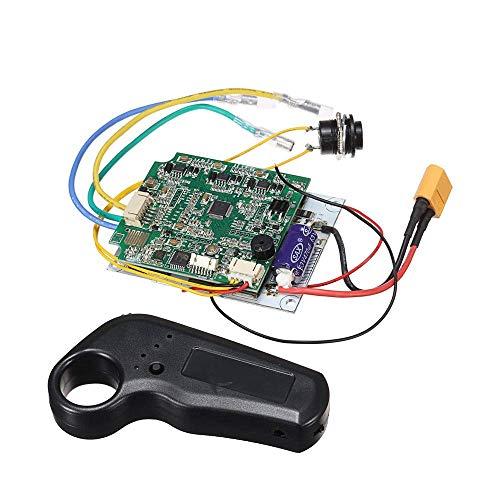 BINGFANG-W Driver del Motore Modulo di Controllo Singola Controllore Motore Elettrico con ESC Cavo for Longboard Skateboard Stampante 3D