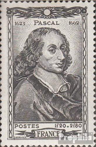Prophila Collection Frankreich Mi.-Nr.: 626 1944 Berühmte Franzosen (Briefmarken für Sammler)