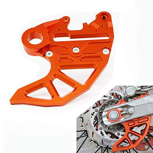 Alician Offroad Motorrad Dirt Bike Hinterrad Bremsscheibenschutz für KTM 125-530 SX SXF EXC EXCF XC