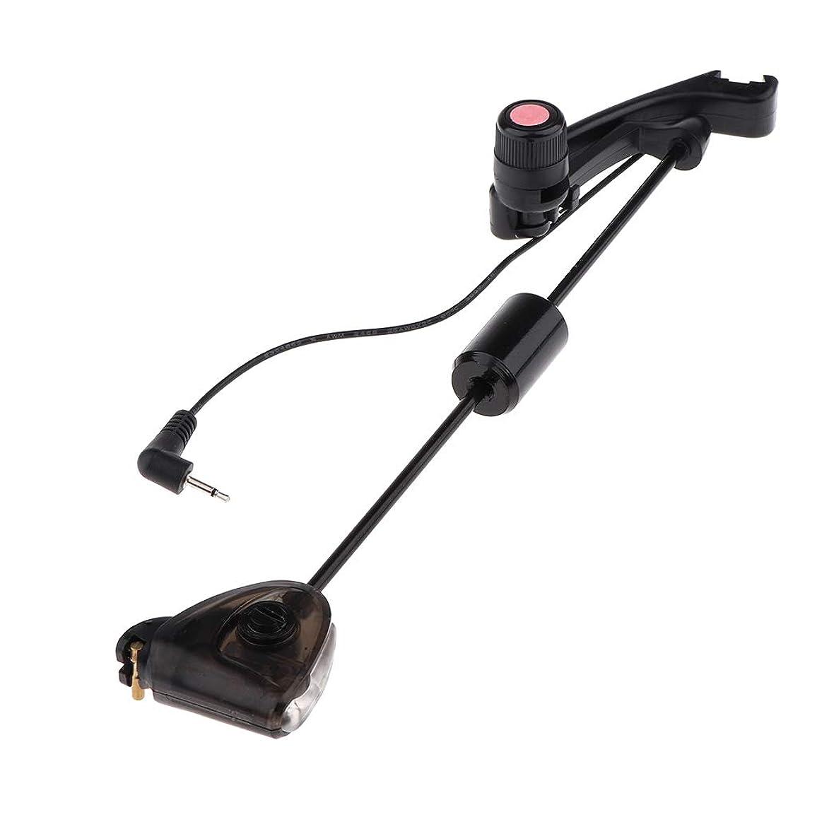 改修光景ファイターFLAMEER 噛みアラーム 魚噛みを知らせ 超高感度 信号表示器 25cm 全6色