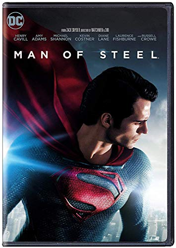 Man of Steel (DVD)