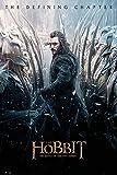 The Hobbit - BOTFA - Bard - Schlacht der 5 Heere Plakat