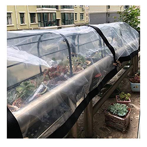 SHIJINHAO Lonas Impermeables Exterior,Hoja De Lona De Lona Transparente Impermeable, Lona Resistente Al Polvo A Prueba De Lluvia, Aislamiento Antienvejecimiento PE para Pesca En Camping, 19 Tamaños