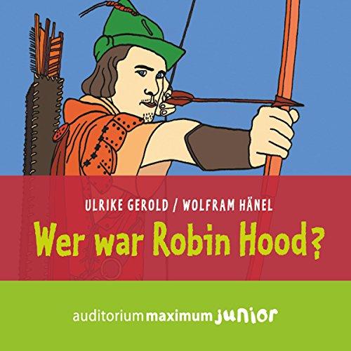 Wer war Robin Hood? audiobook cover art
