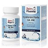 Zeinp Harma Hyaluronic Acid 200mg 30capsules by Zein Pharma Germ. GmbH