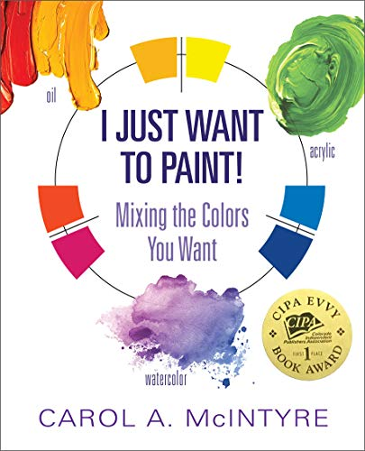 I Just Want to Paint: Mixing the Colors You Want!