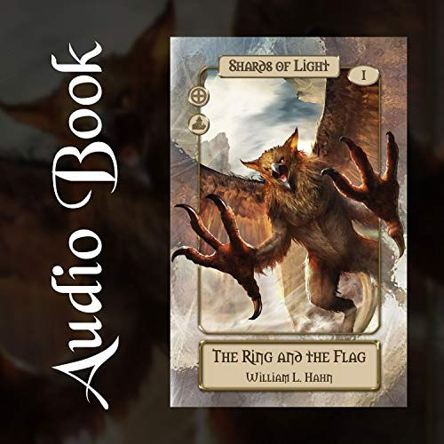 The Ring and the Flag audiobook cover art
