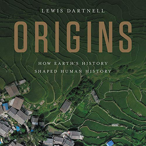 Origins Audiobook By Lewis Dartnell cover art