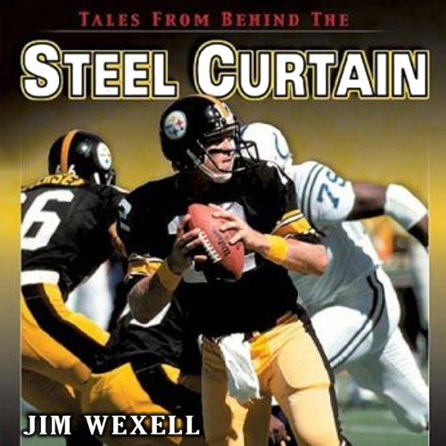 Tales From Behind The Steel Curtain audiobook cover art