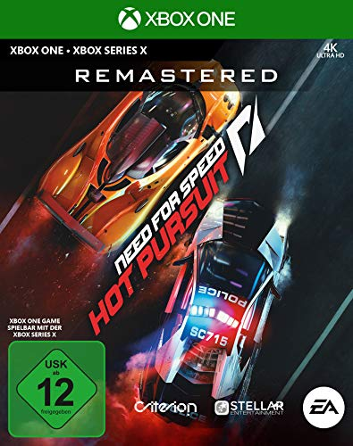 NEED FOR SPEED HOT PURSUIT REMASTERED - [Xbox One]