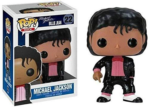 Billie Jean Ver van Michael Jackson Pop. Figuur 4 inch PVC-doos