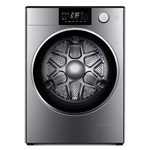 Automatische trommelwasmachine 10 kg van Porsche Design wielophanging binnencilinder vijfpunts ophangsysteem geborsteld zilver, serie: [nanoe Desodoriers beschermende kleding 10] Was- / Droog I