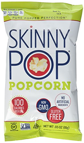 Learn More About SkinnyPop Popcorn 28Count, 0.65 oz