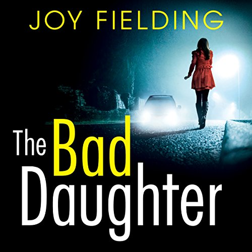 The Bad Daughter cover art
