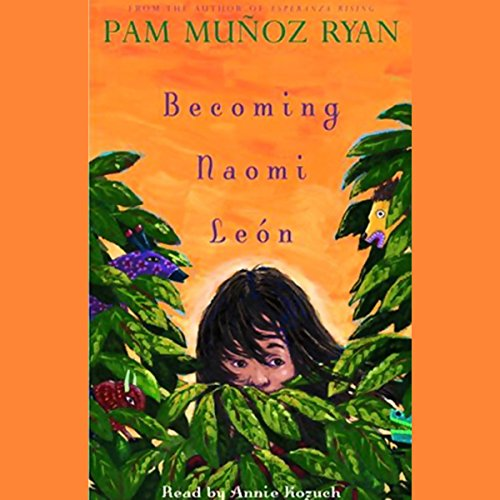 Becoming Naomi Leon audiobook cover art