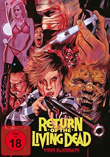 Return of the Living Dead: Virus Bloodbath - Cover B (Limitiert auf 500 Stück)