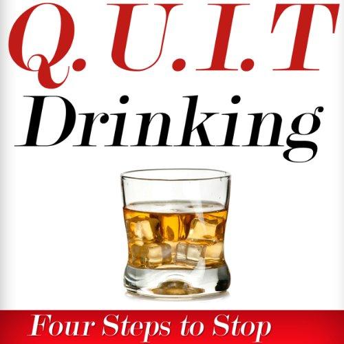 Q.U.I.T Drinking audiobook cover art