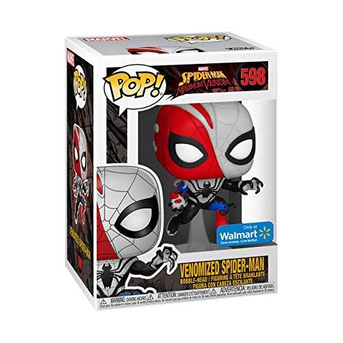 Funko POP!: Marvel: Spider-Man: Spider-Man venomizado Exclusivo