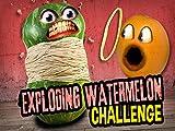 Exploding Watermelon Challenge