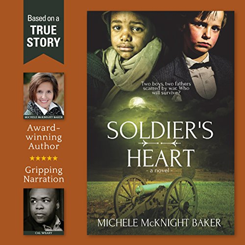 Soldier's Heart audiobook cover art