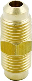 45 Degree Flare Fitting Parker Hannifin 640F-8 Brass Cap Nut 1//2 Tube Size