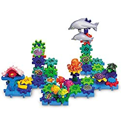 Learning Resources Gears Under The Sea Set