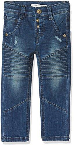 NAME IT Baby-Jungen NMMTHEO DNMTILIMO 2003 Pant Jeans, Blau (Medium Blue Denim), 104