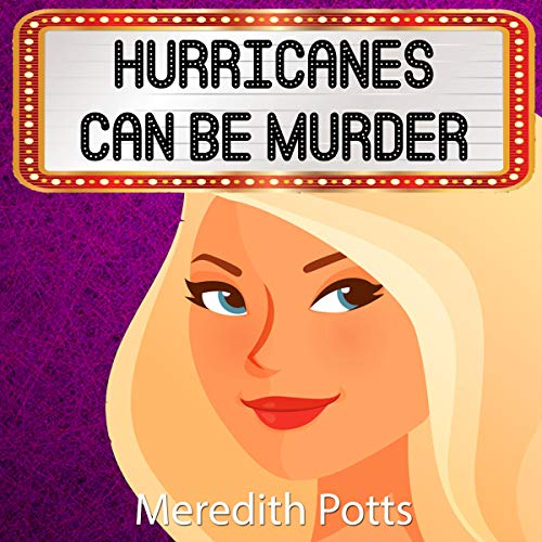 Hurricanes Can Be Murder cover art