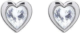 Ted Baker Han Crystal Heart Earrings