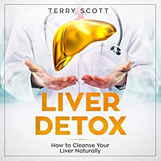 Liver Detox audiobook cover art