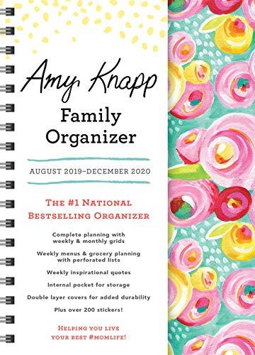 Knapp, A: 2020 Amy Knapp's Family Organizer