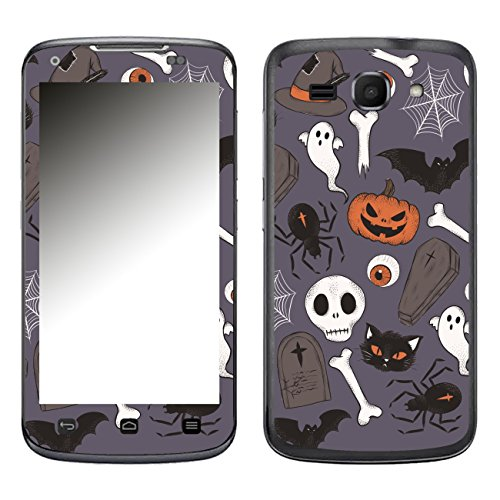DISAGU SF-106439_1209 Design Folie für Huawei Ascend Y540 - Motiv Halloweenmuster 01