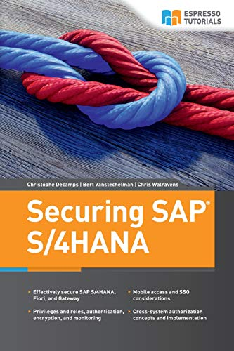Securing SAP S/4hana
